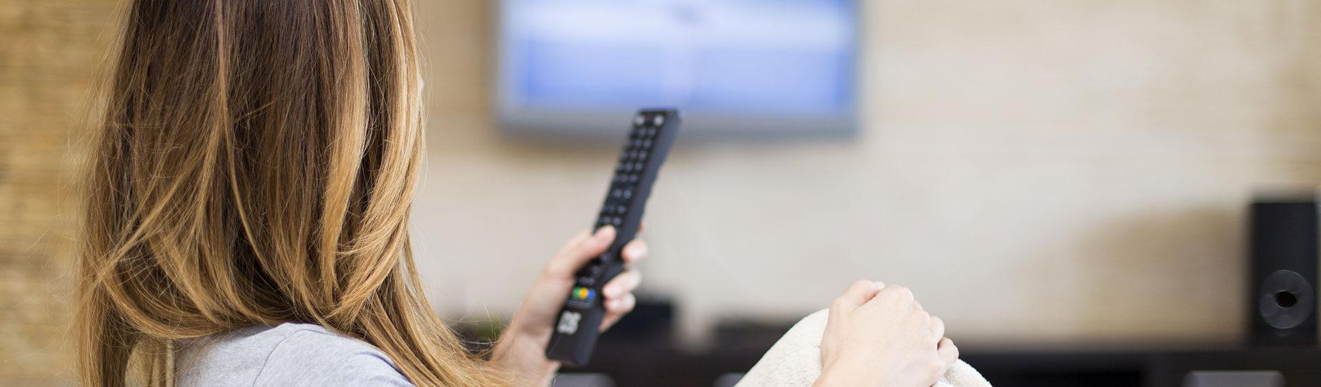 Glasvezel TV