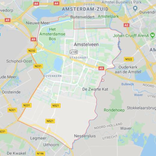 Glasvezel in Amstelveen